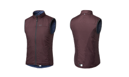 PEDALED TSUIN REVERSIBLE VEST