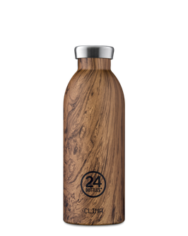 24 BOTTLES CLIMA SEQUOIA WOOD