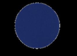 Tischset rund dunkelblau