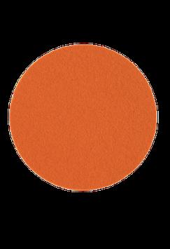 Tischset rund  orange