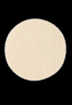 Tischset rund weiß