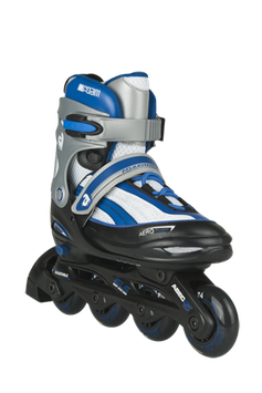 PATTINI IN LINEA ROLLERBLADE KID 60 BLU