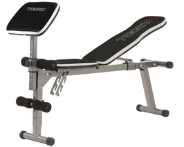 TOORX WBX-30 | PANCA PIANA INCLINABILE RICHIUDIBILE - ARM CURL