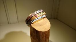 Bracelet 3 cuir enjoy