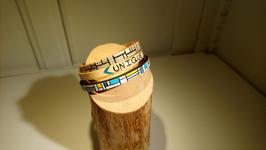 """Bracelet  """"Unique"""" lot de 3"""