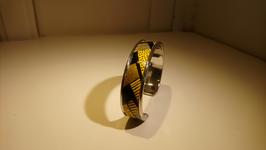 Bracelet métal jaune