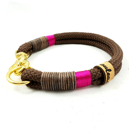Halsband-Mini Premium Takelung