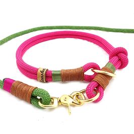 Zugstop-Halsband Premium Takelung