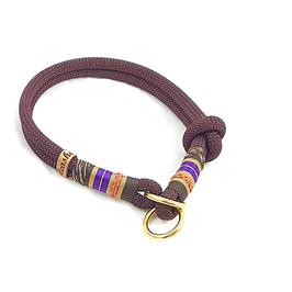 Zugstop-Halsband Ibiza Takelung
