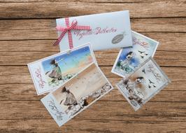 Vogellisi Postkartenset