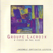 8 Pieces On Paul Klee (CD)