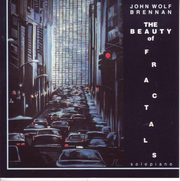 The Beauty Of Fractals (CD)