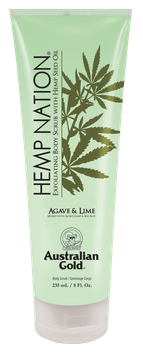 Hemp Nation Agave & Lime Body Scrub 235 ml