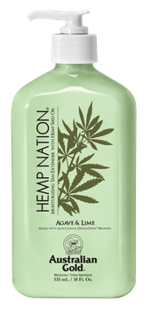 Hemp Nation Agave & Lime 535ml