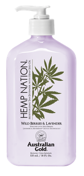Hemp Nation Wild Berries & Lavender 535ml