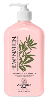 Hemp Nation White Peach & Hibiscus 535ml