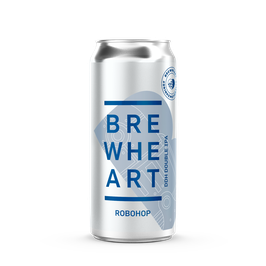 BrewHeart Robohop DDH Double IPA
