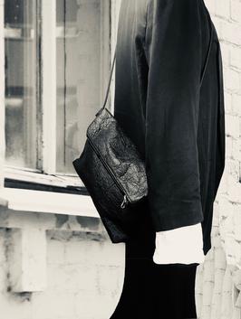 Crossover Bag CLUTCH aus  PINATEX®