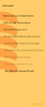 Hans Gysi ‹Gerüstet›