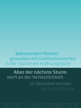 Irène Häne-Ebneter ‹Wärmender Mantel›