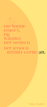 Peter Rudolf ‹Sonne›