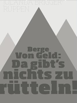 Jolanda Brigger-Ruppen ‹Berge›