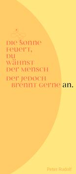 2021, Gedichttafel