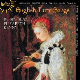 English Lute Songs (Hyperion Helios)
