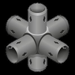 6-конечный Объёмный Коннектор