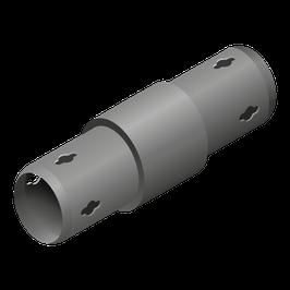 2-конечный Плоский Коннектор (180º)