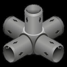 5-конечный Объёмный Коннектор