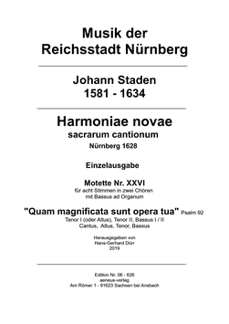 Einzelausgabe Nr. XXVI