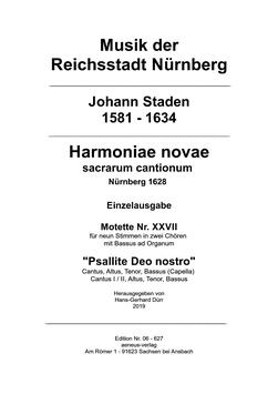 Einzelausgabe Nr. XXVII