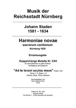 Einzelausgabe Nr. XXII