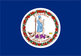 Virginia (VA) Flag
