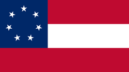 CSA 1st National Flag