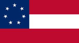 CSA 1st National Flag