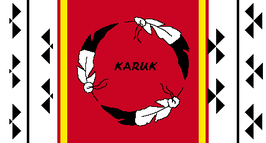 Karuk Tribe of California Flag