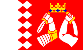 North Karelia Flag