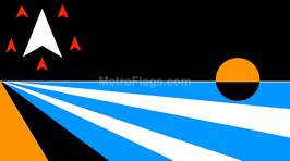 The Flag of Saturn