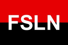 Sandinista-FSLN Flag