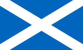 Scotland Flag / St. Andrew's Cross