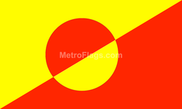 The Flag of Mercury