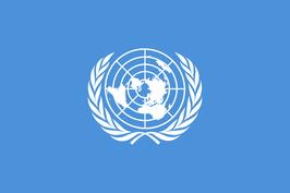 United Nations Flag / Drapeau de l'ONU