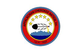 Cherokee Nation Appalachian Flag