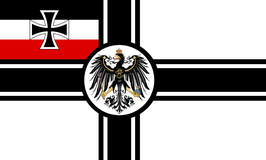 German Empire War Flag
