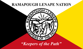 Ramapough Lenape Nation Flag