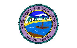 Seminole Nation of Oklahoma Flag