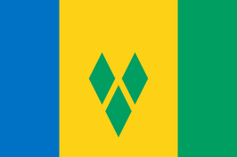 St. Vincent & The Grenadines Flag