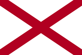 Alabama (AL) Flag
